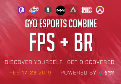 FPS + Battle Royale Combine - February '20