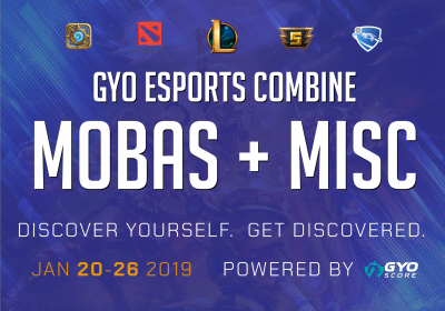 MOBA + Misc Combine - January '20